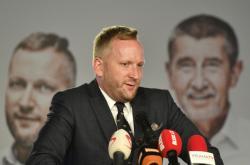 Petr Stuchlík  /nestr. za ANO/, lídr pražské kandidátky