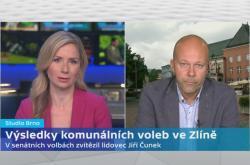 Volby 2018 - Zlín