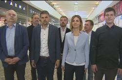 Zvrat v povolebním vyjednávání přišel v úterý, kdy zástupci ODS, Pirátů, KDU-ČSL a ČSSD oznámili možnou spolupráci