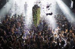 Oslavy legalizace prodeje marihuany v Kanadě