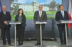 Vláda schválila dvě miliardy korun na kompenzace za sucho