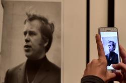 Výstava Havel, Kundera a Sudek očima fotografů v roce 1967