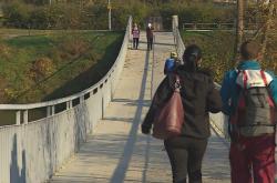 Po Letenské lávce v Bystrci budou lidé chodit nejvýše další dva roky
