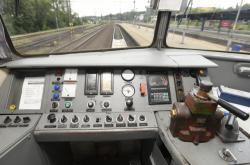 Ilustrační foto: Kabina vlaku