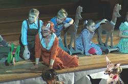 Z lesa se liška Bystrouška přesune do dětského domova