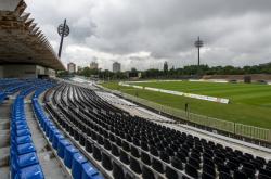 Všesportovní stadion v Hradci