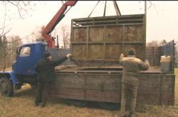 Po měsíci odvezli ochranáři odchytovou klec z lesů u Halenkova