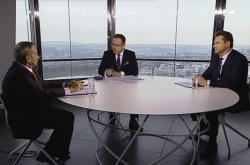 Otázky Václava Moravce: Radek Vondráček (ANO) a Jaroslav Kubera (ODS)