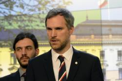 Adam Scheinherr a Zdeněk Hřib