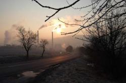 Smogová situace na Zlínsku