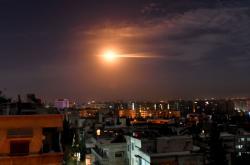 Izraelské nálety v Sýrii