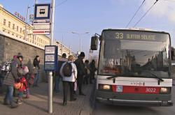 Trolejbus Dopravního podniku města Brna