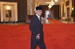 Malajsijský sultán Abdullah