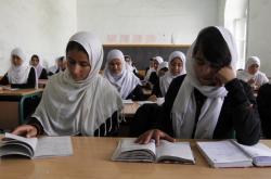 Studentky v Kábulu