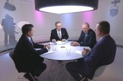 Jan Kněžínek, Jan Lata a Josef Baxa hosty OVM