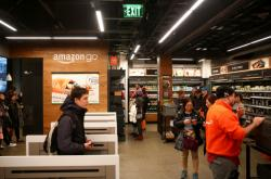 Prodejna Amazon Go