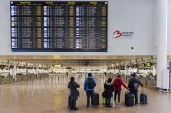 Letecký provoz v Belgii zastavila generální stávka
