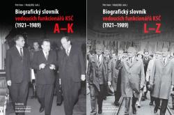 Biografický slovník vedoucích funkcionářů KSČ