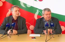 Stanislav Grospič a Vojtěch Filip