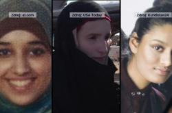 Nevěsty chalífátu - Američanka Hoda, Němka Leonora nebo Britka Shamima, které se chtějí vrátit do Evropy