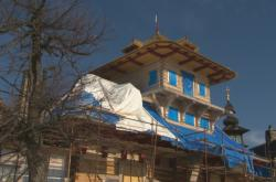 Chata Libušín na Pustevnách dostává původní podobu