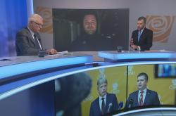 Místopředseda hnutí ANO Jaroslav Faltýnek v událostech, komentářích ČT24