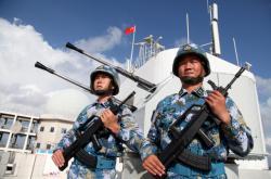 Vojáci Čínské lidové armády