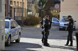 Policisté zasahují v Brně