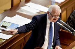 Jaroslav Faltýnek poslancům vysvětloval své jednání