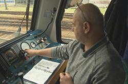Strojvedoucí společnosti Arriva vlaky na lince Praha-Hostivař - Roztoky u Prahy