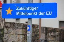 Bavorský Gadheim se po brexitu stane geografickým středem EU
