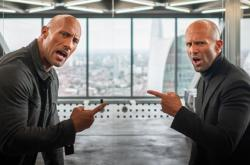 Film Rychle a zběsile: Hobbs a Shaw