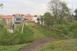 Otevřená zahrada v centru Brna
