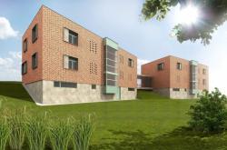 Vizualizace plánovaných bytů pro lidi s duševním onemocněním