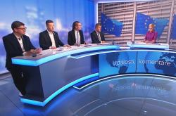 Události, komentáře o 15 letech Česka v EU