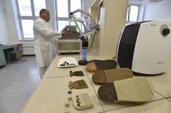 Centrum výzkumu obouvání ve Zlíně