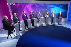 Politické spektrum - Volby do Evropského parlamentu 2019