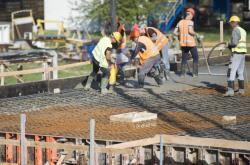Stavba nového sídla chrudimské policie