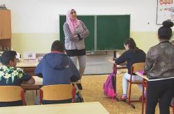 Učitelka v Předlicích
