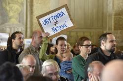 Jednání zastupitelstva města Brna