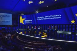 Debata uchazečů o funkci předsedy Evropské komise