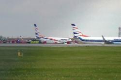 Letadla SmartWings po střetu