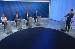 Debata k volbám do EP