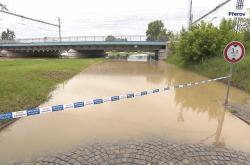 Povodeň v Přerově