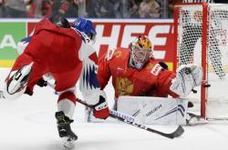 Češi prohráli s Ruskem