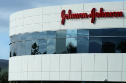 Budova firmy Johnson & Johnson v Kalifornii