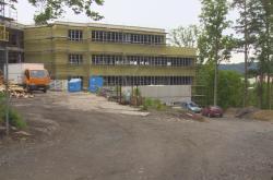 Léčebna ve Dvoře Králové nad Labem stavěná bez povolení