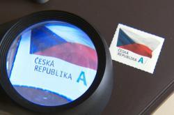 Padělaná poštovní známka