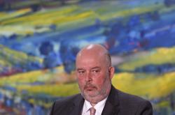 Ministr zemědělství Miroslav Toman (ČSSD)