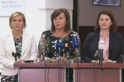 Jana Mračková Vildumetzová, Alena Schillerová, Jana Maláčová